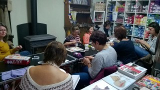 Photos Ateliers Tricot/Crochet